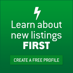 Learn About New Listings First