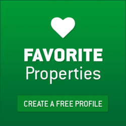 Create a Free Profile so you can Save Favorite Properties
