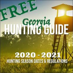 Link to our hunting page with downloads of hunting guides available
