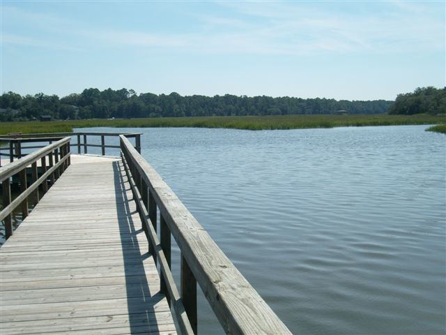 Coastal Living on Hudson Creek - article image