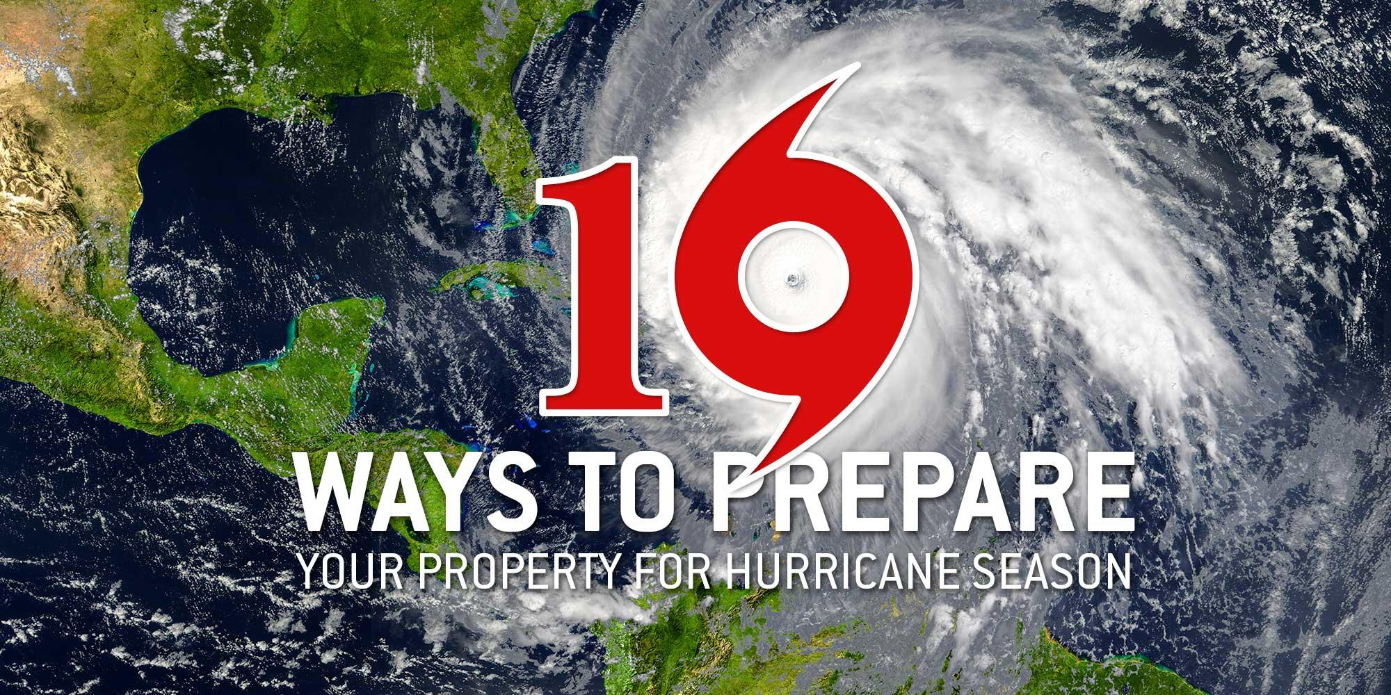 How to Prepare Your Property for Hurricane Season - article image