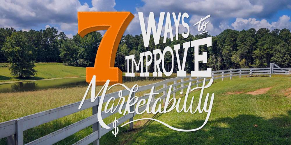 7 Ways to Improve Your Property's Marketability image