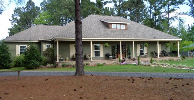 Breathtaking Home, Horse Facility, Hunting Trails!  Constance Road image