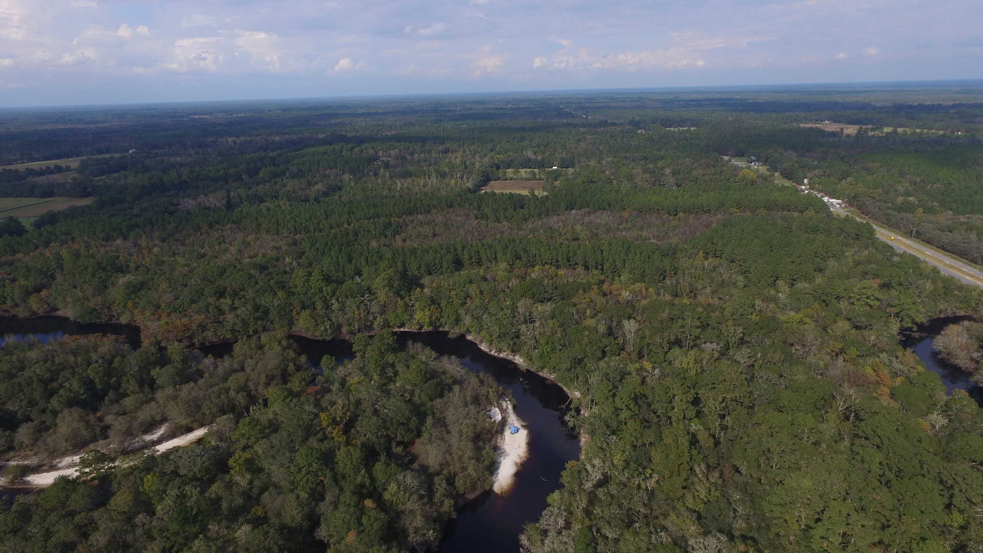 936 Acre Timber Investment and River Forest image