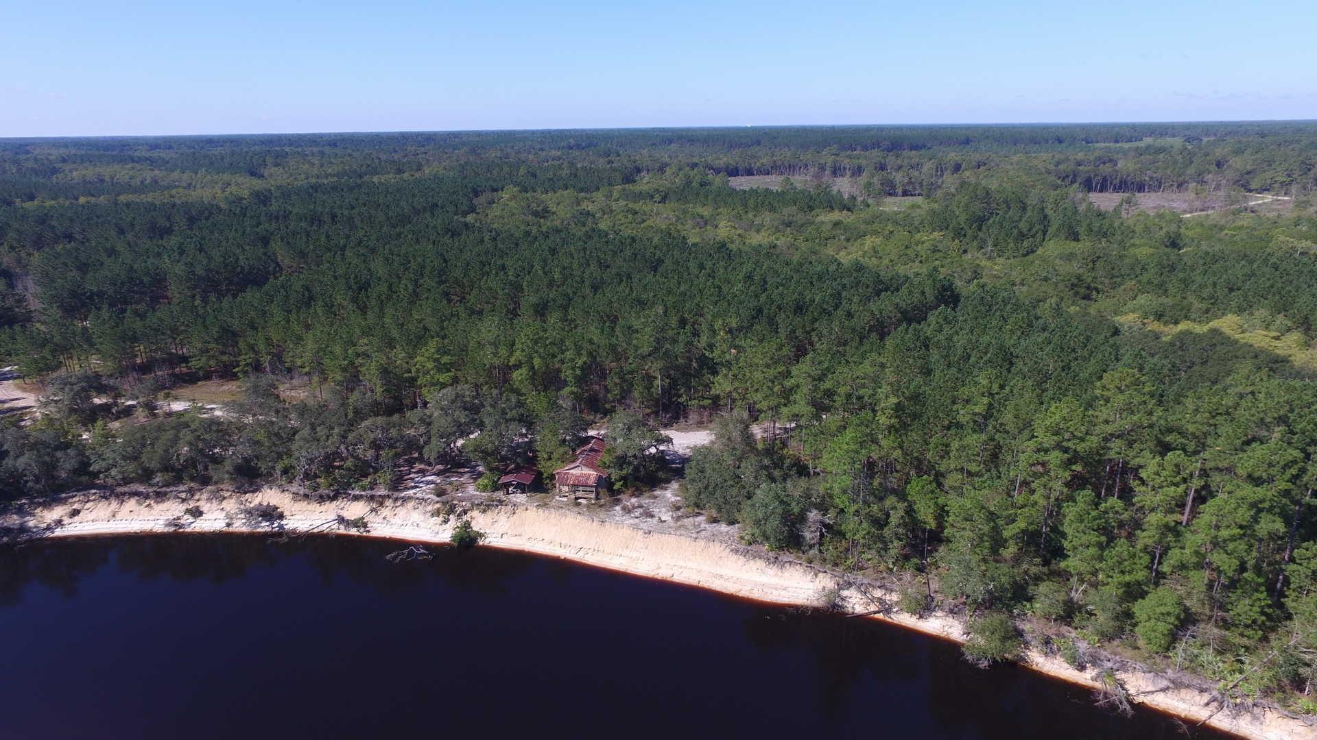 287 Acre Satilla River Camp image