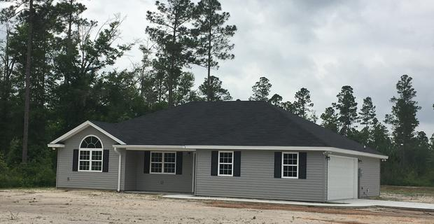 Newly Constructed Home in Odum School District image