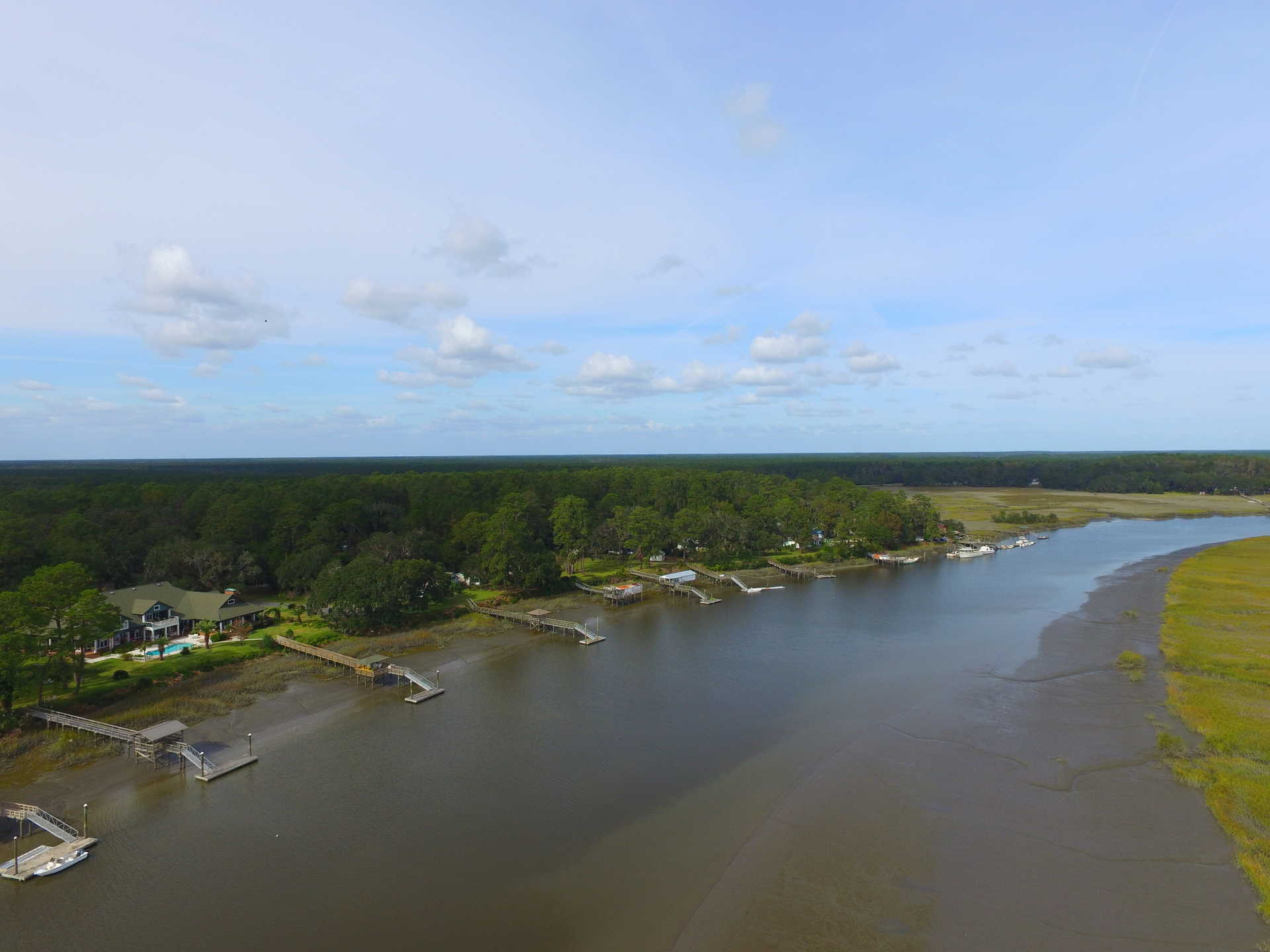Deepwater Getaway on Sapelo River! image