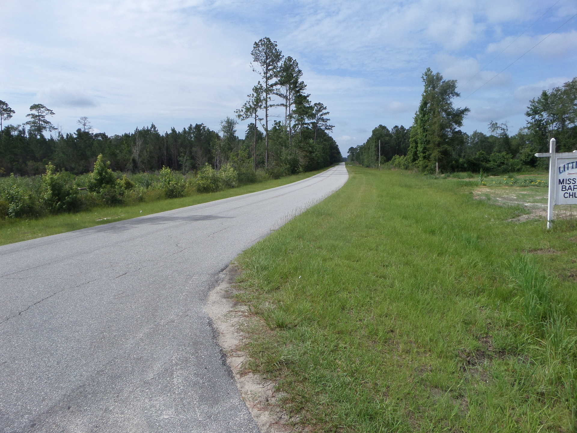 Nice Rural Homesite on Little Creek/Gardi Rd image