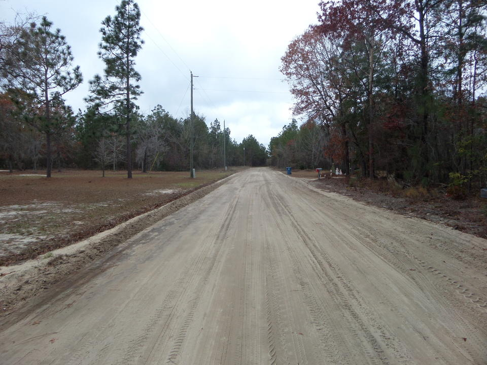Nice Homesite with Bluff Road Frontage main image