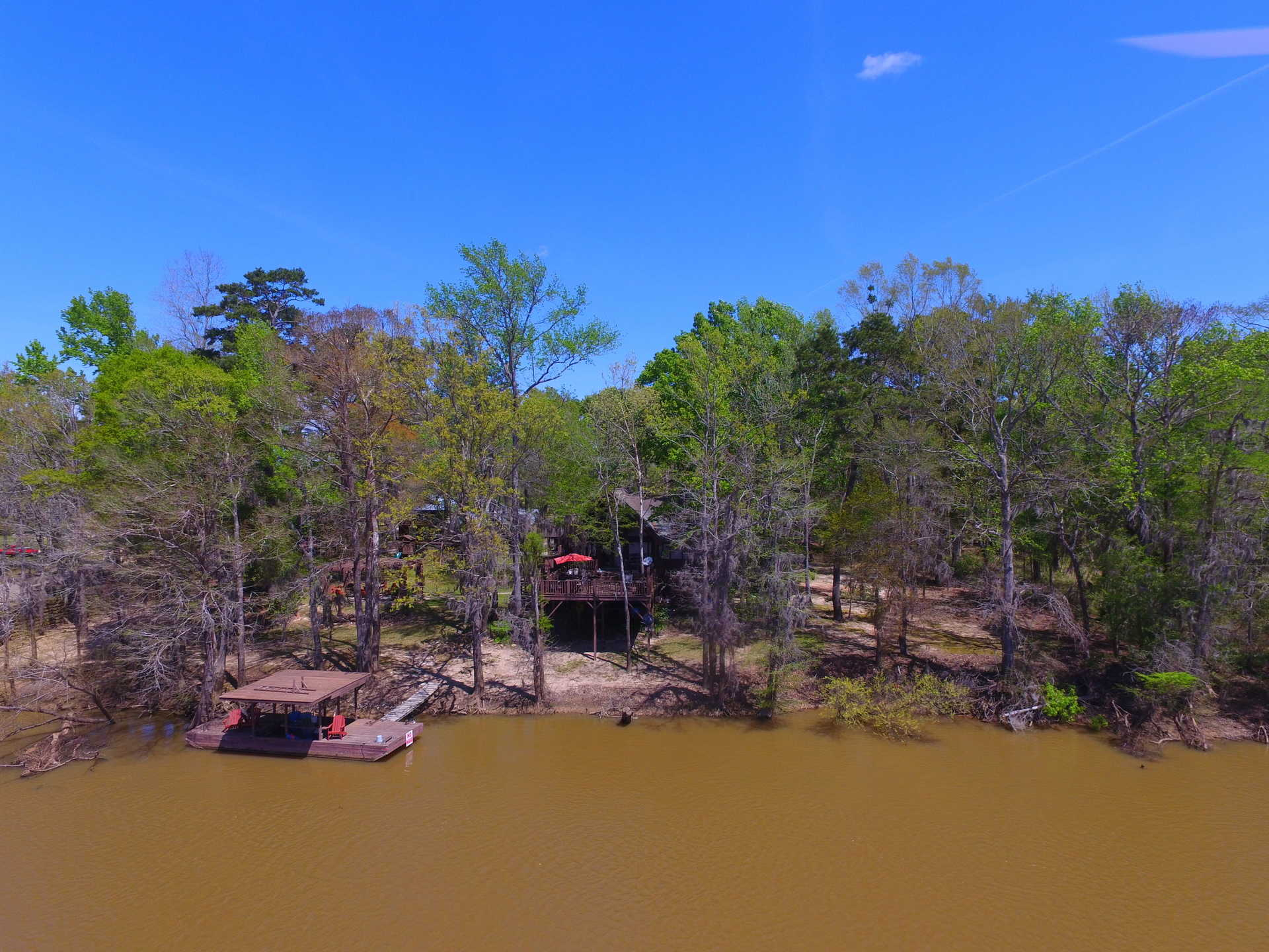 Towns Bluff River Cabin Dreamhome image