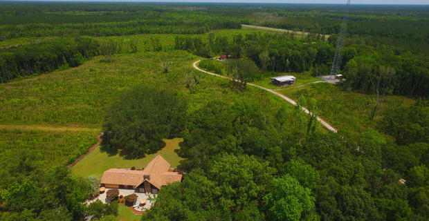 90 Acres of Beautiful with Home and Income Potential image