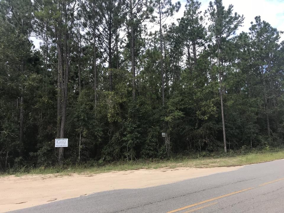 Private Lot with Road Frontage main image