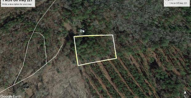 1 Acre lot off Hwy 221 image