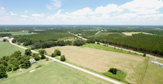 Country Living on 25 acres in Screven, GA  image
