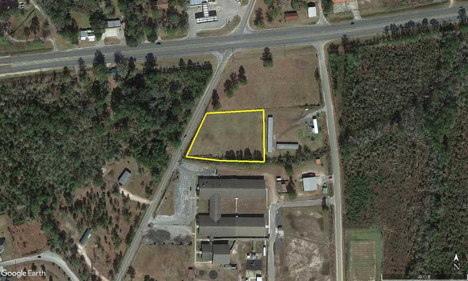 1.65 Acres Tract in Waynesville with many Commercial Possibilities main image