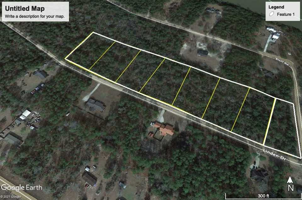 7 lots in Linden Acres Subdivision main image