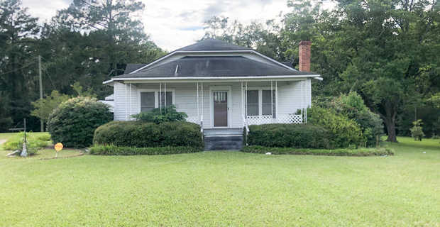 Plantation Home on 23 Acres-Toombs County image